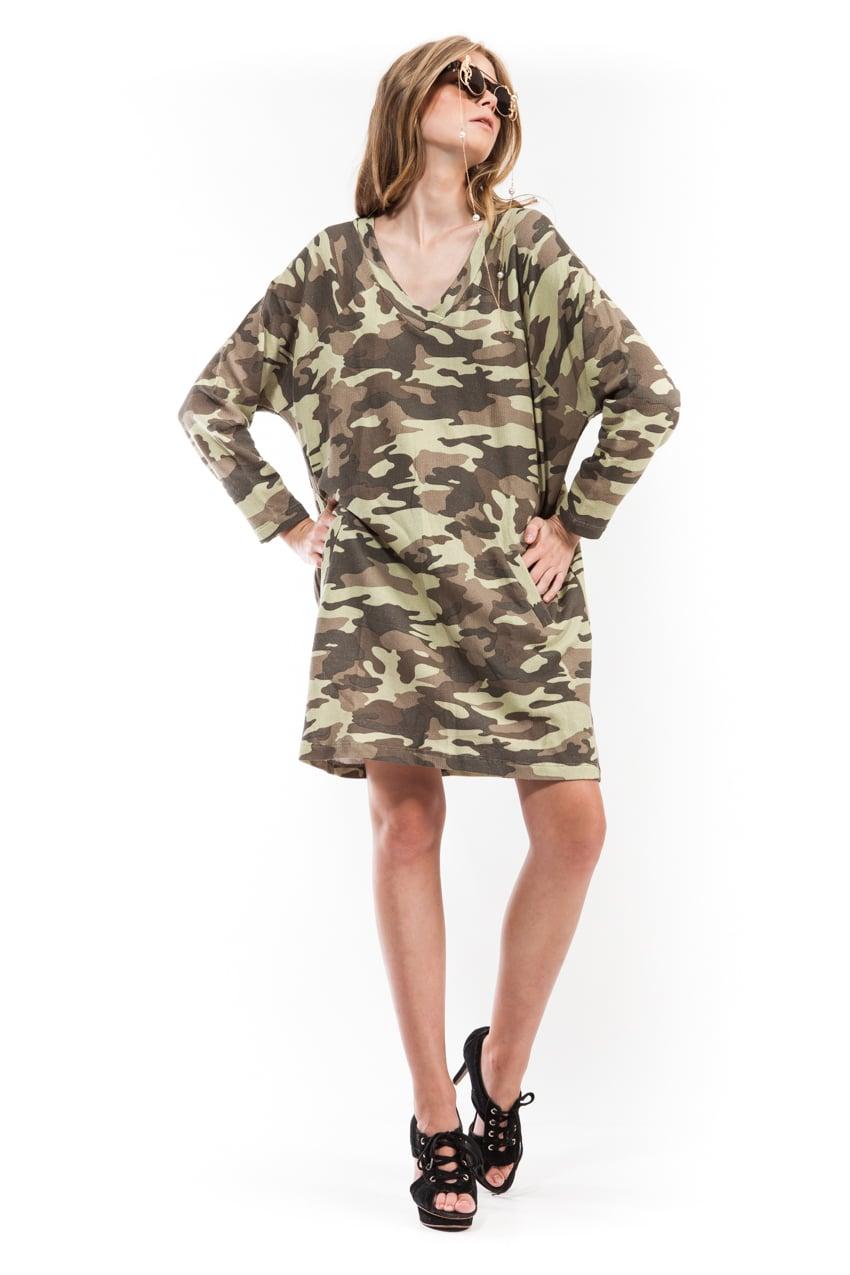 שמלת ניקיטה צבאי