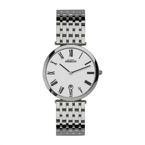 שעון יד אנלוגי נשים Michel Herbelin 414/BP01