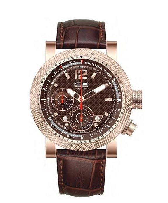 שעון יוקרתי של המותג STEVEN LAND