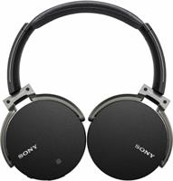 אוזניות Sony MDRXB950BT Bluetooth, טווח צלילים רחב, התאמה אלחוטית קלה