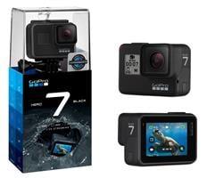 מצלמת אקסטרים GoPro Hero 7 Black