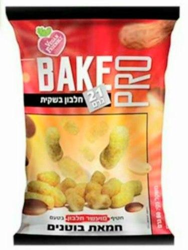 במבה חלבון בייק פרו - מארז 6 יחידות (80 גרם)