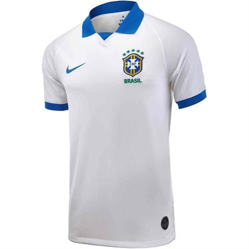 חולצת אוהד ברזיל חוץ 2019
