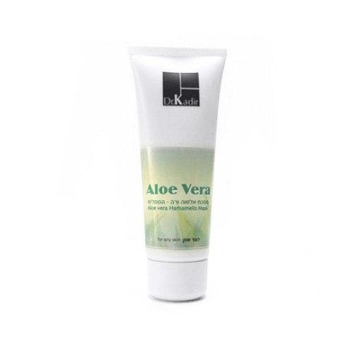 """ד""""ר כדיר מסכת אלואה ורה הממליס לעור שמן - Dr. Kadir Aloe Vera-Hamamelis Mask For Oily Skin"""