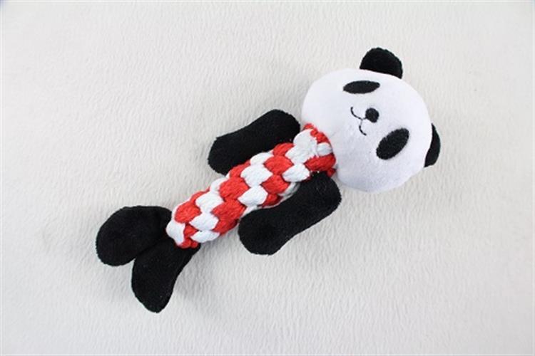 צעצוע בובה על חבל- פנדה