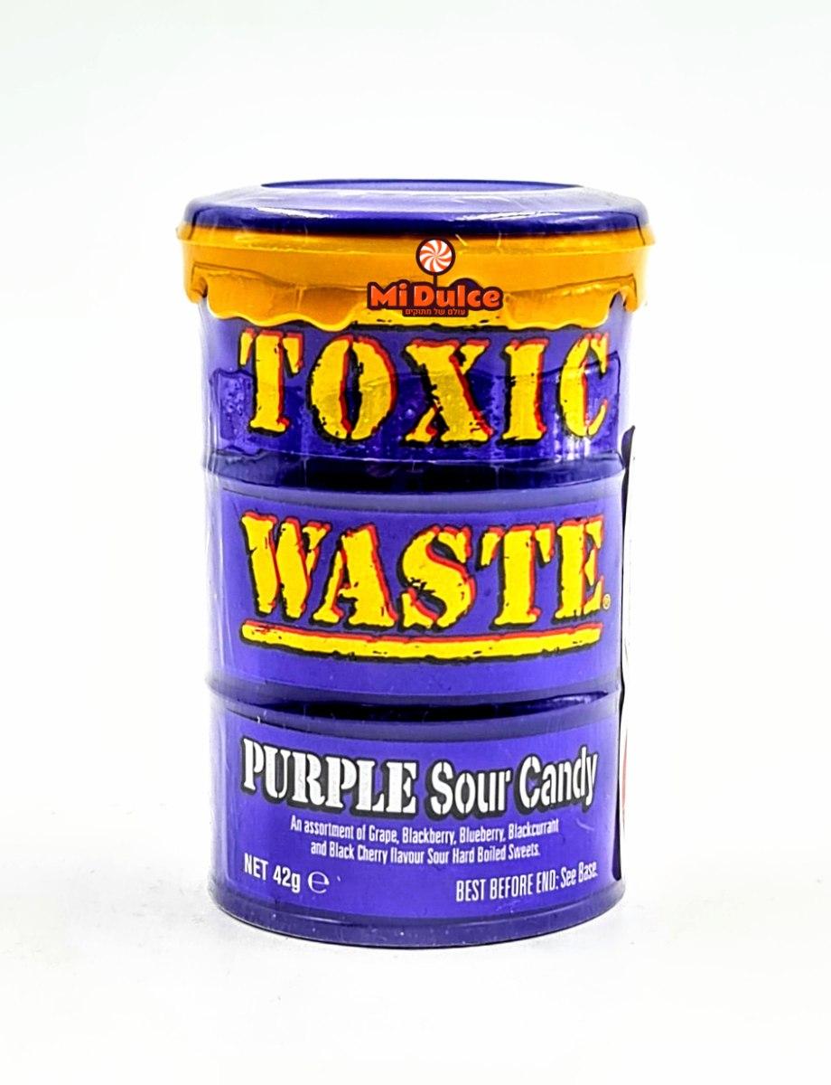 Toxic Waste Purple,אקסטרה חמוץ