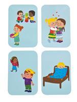 מה אני מרגיש? משחק שמהווה דרך נעימה ללמד את הילדים לבטא רגשות