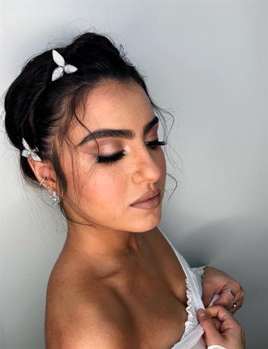 פרח מארי לשיער
