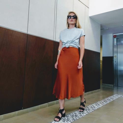 חצאית JENNY - בריק