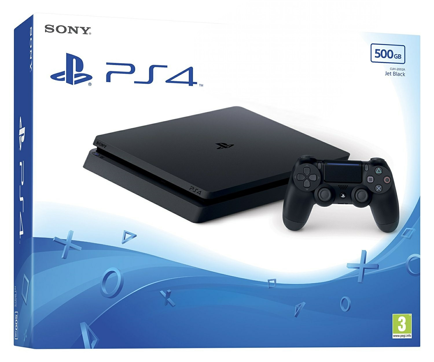 PlayStation 4 SLIM 500GB PAL