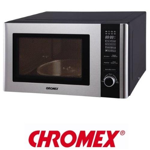 CHROMEX מיקרוגל דיגיטלי 23 ליטר מפואר דגם CH623