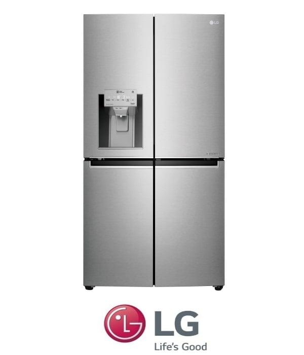 LG מקרר 4 דלתות דגם GRJ910SDID