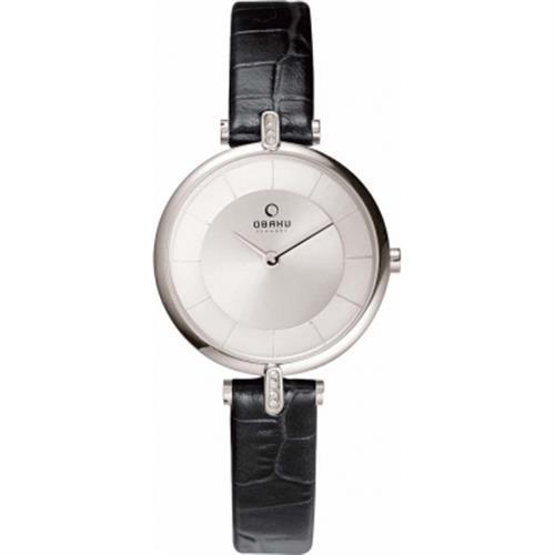 שעון יד אנלוגי נשים V168LECIRB OBAKU