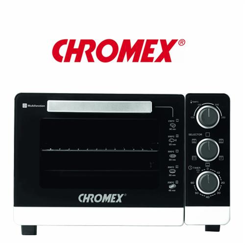 טוסטר אובן טורבו 28 ליטר CHROMEX דגם: TO-3000