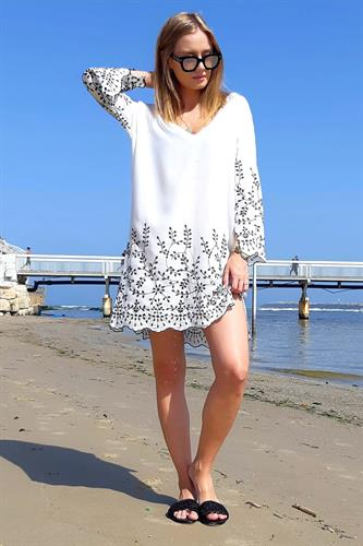 שמלה סן טוריני