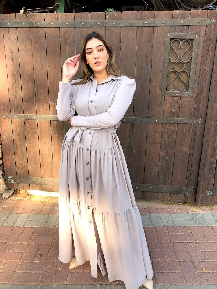 שמלת איימי MAXI