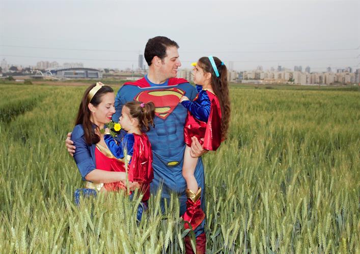 ארץ חדשה - הרצאה מיוחדת להורים