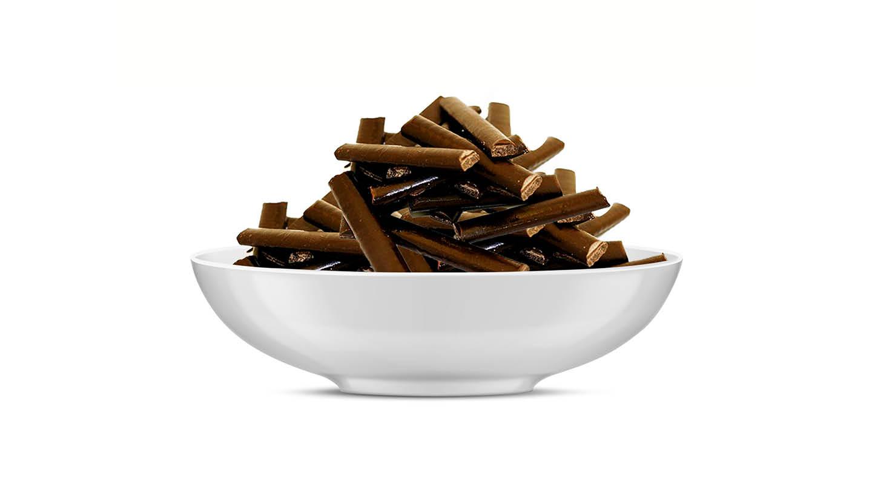 אצבעות שוקולד מריר 100 גרם