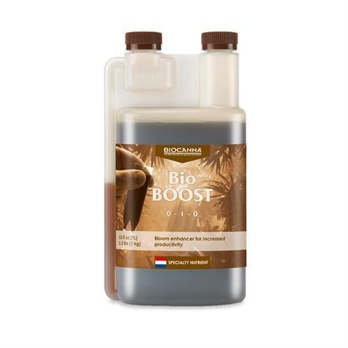 דשן אורגני קאנה Canna Bio Boost 1 Liter