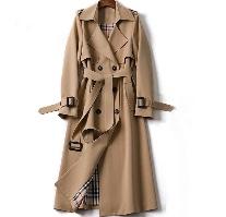 מעיל טראנץ' כאמל