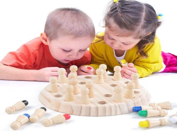 משחק ייחודי לשיפור הזיכרון לכל הגילאים