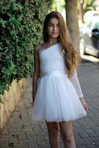 שמלת טוטו לבת מצווה