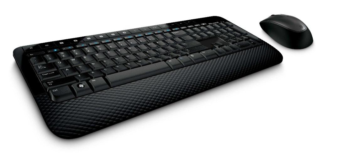 מקלדת ועכבר Microsoft Wireless Desktop 2000 מיקרוסופט