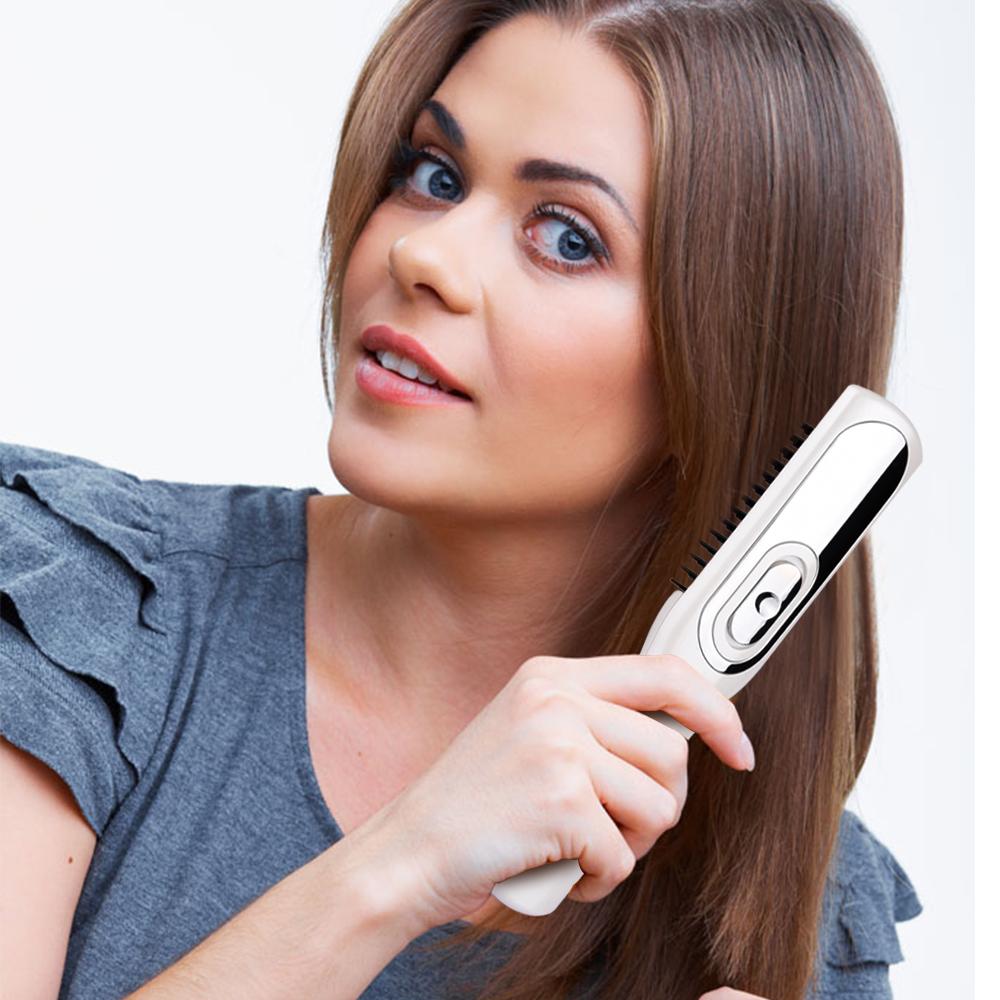 Power Comb Brush - המסרק המטפל בזקיקי שיער