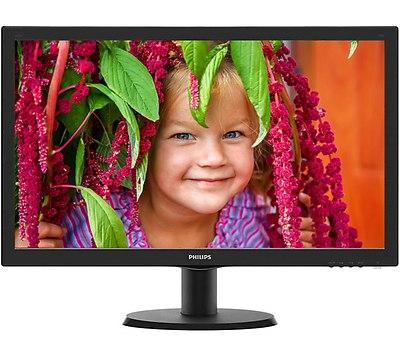 """מסך Philips LCD 243V5QHABA FHD """"23.6"""