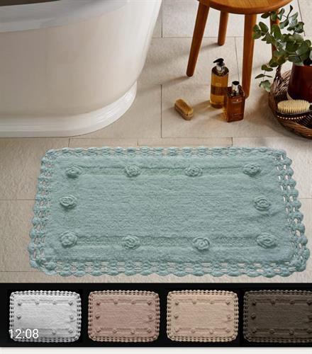 שטיחי אמבטיה ב5 צבעים