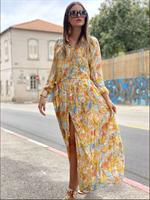שמלת FLORI