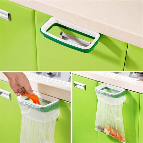 מחזיק שקיות זבל למטבח