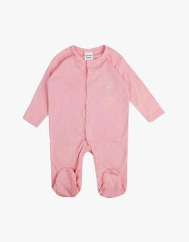 אוברול תינוקות  פלמינגו