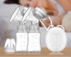 משאבת חלב אם חשמלית מקצועית