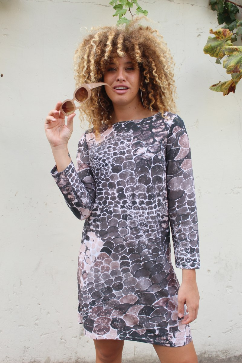 שמלת מריפוסה אנימל