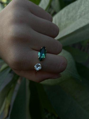 טבעת אנני סמפל זהב