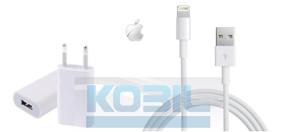 מטען מקורי לאייפון iPhone 7 Plus