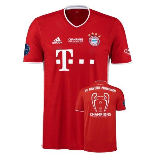 באיירן מינכן חולצת זכיה בליגת האלופות - מהדורה מוגבלת!