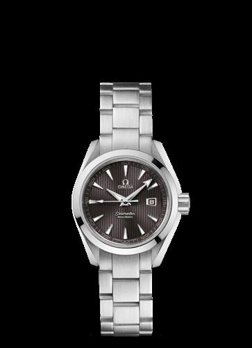 שעון יד אנלוגי נשים אומגה סימסטר (OMEGA SEAMASTER)