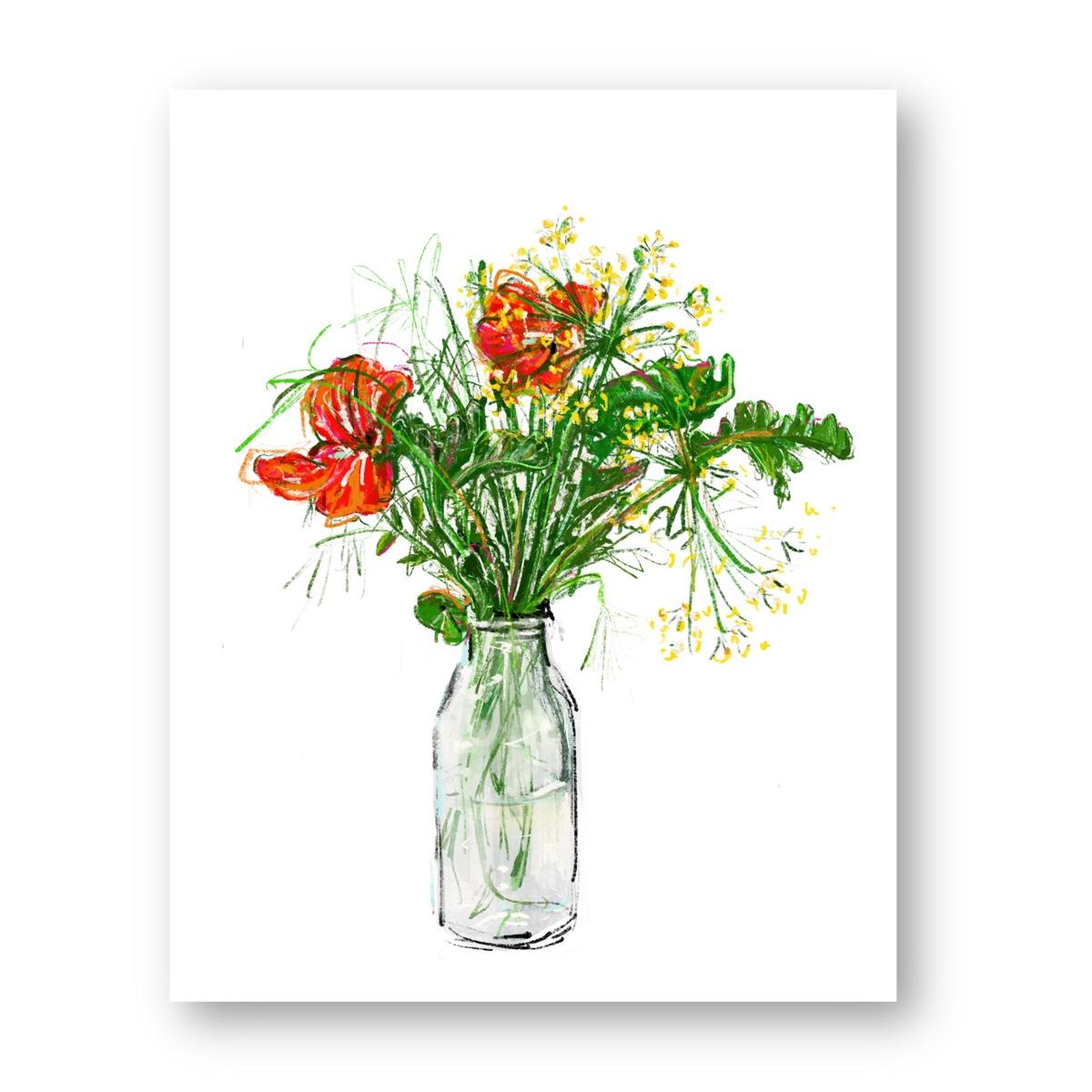 פרחים #12