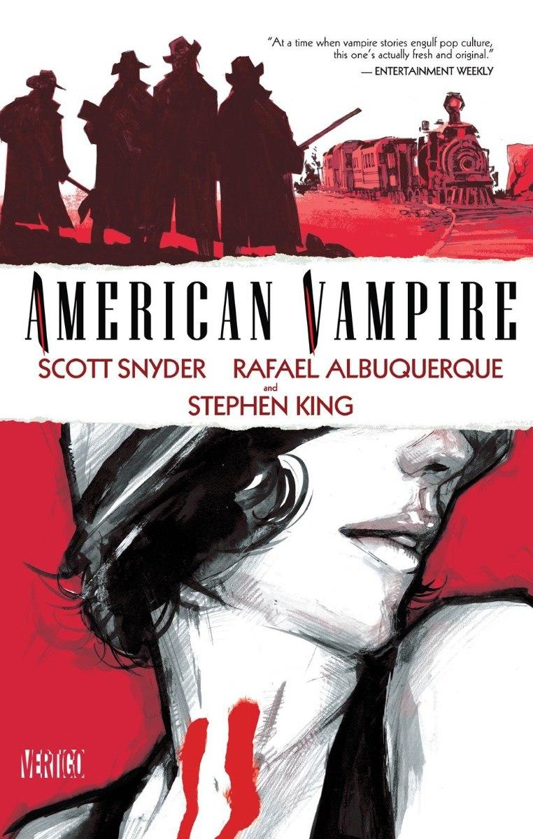 American Vampire Vol. 1