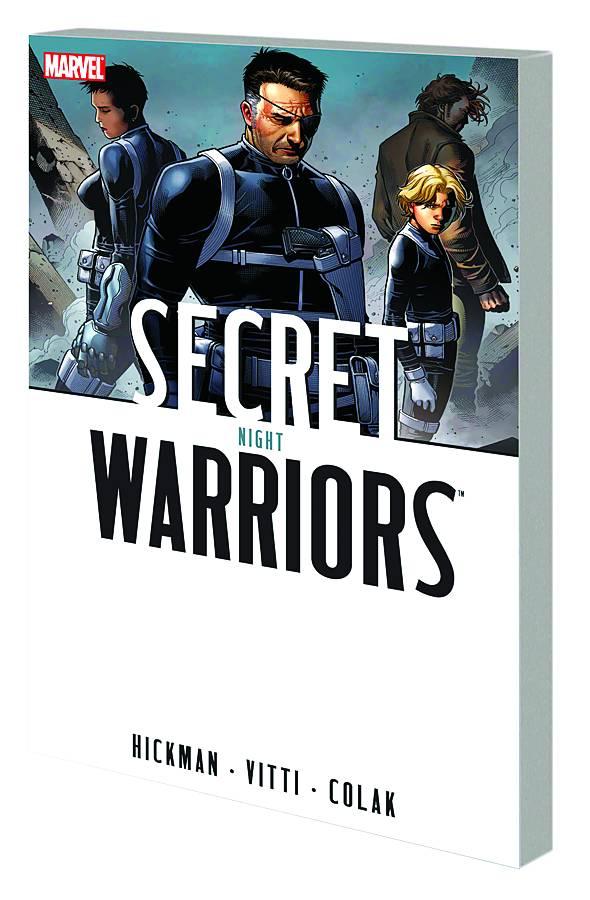 SECRET WARRIORS TP VOL 05