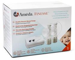 משאבת חלב דו-צדדית Finesse של חברת Ameda