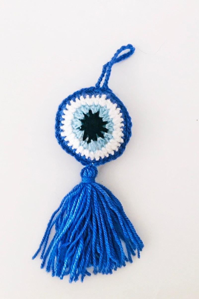 עין סרוגה נגד עין הרע, עין סרוגה ,עין כחולה סרוגה ,נגד עין הרע, עיניים סרוגות, עיניים כחולות סרוגות, נגד עין הרע, מתלי עין, מחזיקי עין ,מחזיק מפתחות עין סרוגה, מחזיק מפתחות מקורי, מתנה לבית, מתנה לאוטו חדש, מתלי עיניים סרוגים, סריגה, עבודת יד
