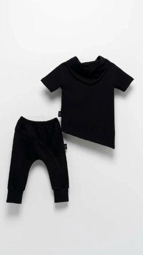 חליפה א- סימטרית שחורה (2-9)
