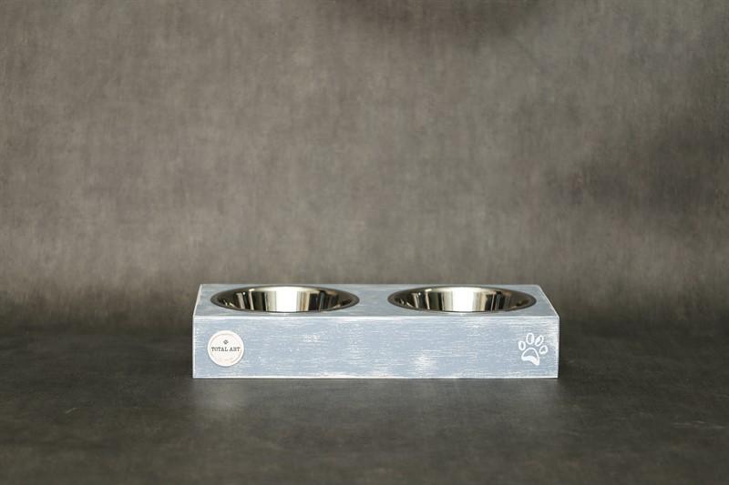 כלי אוכל ושתיה- ג'קסון L אפור בטון
