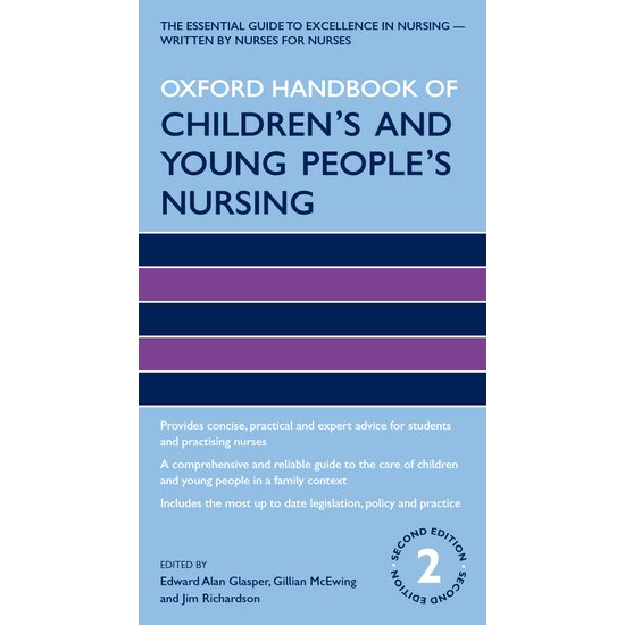 Oxford Handbook Children´s and Young People´s Nursing