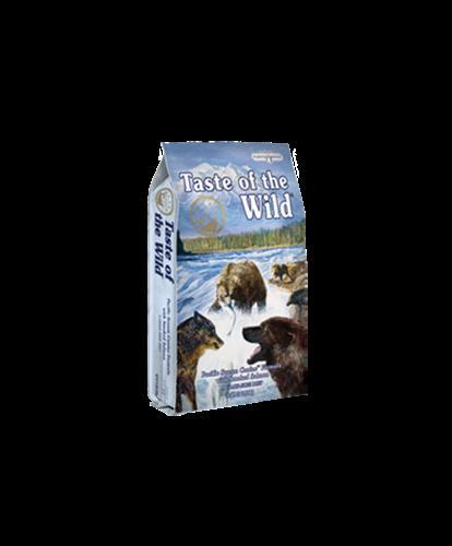 "taste of the wild לכלב בוגר סלמון 2 ק""ג"