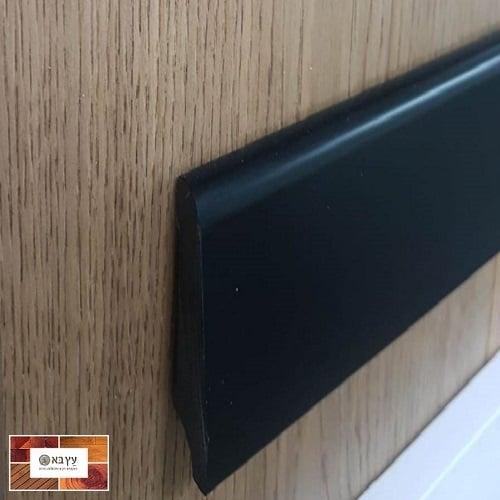 פנל פולימרי שחור עמיד במים גובה 6 אורך 2.2 מטר