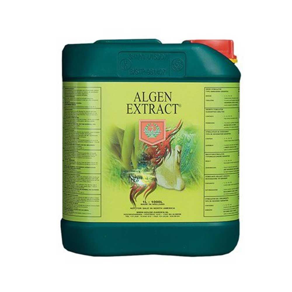 האוס אנד גארדן מיצוי אצות 5 ליטר HNG Algen Extract